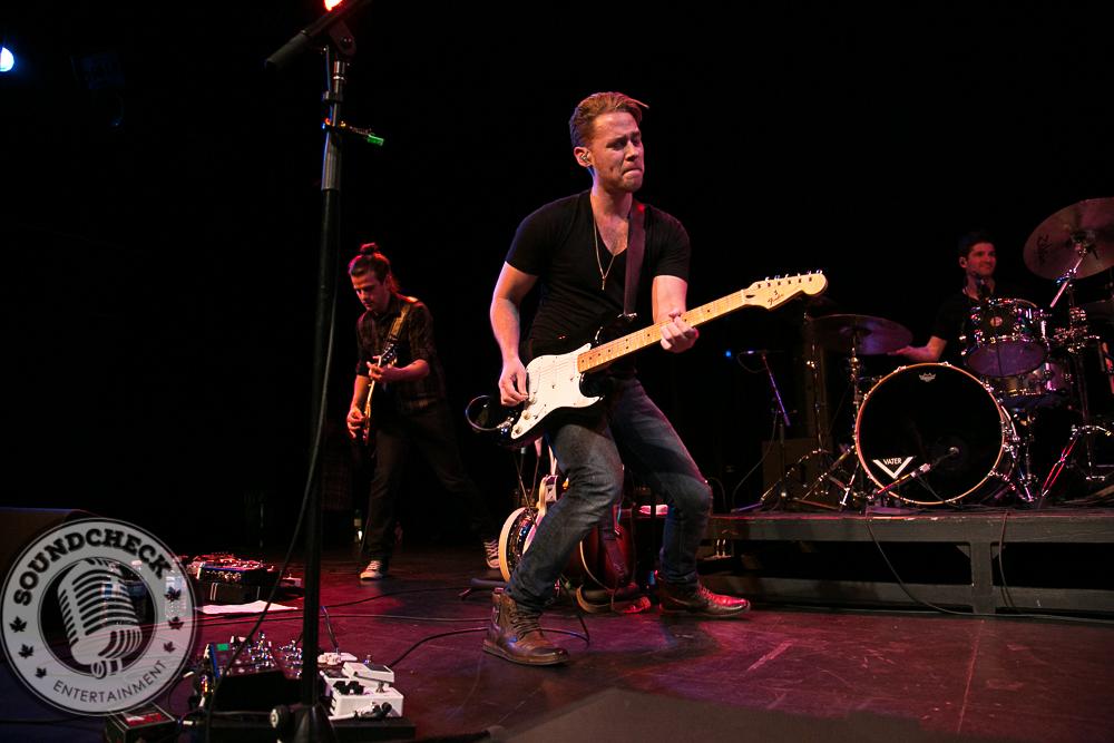 Autumn Hill perform at the Molson Studio in Hamilton - Photo: Ray Williams
