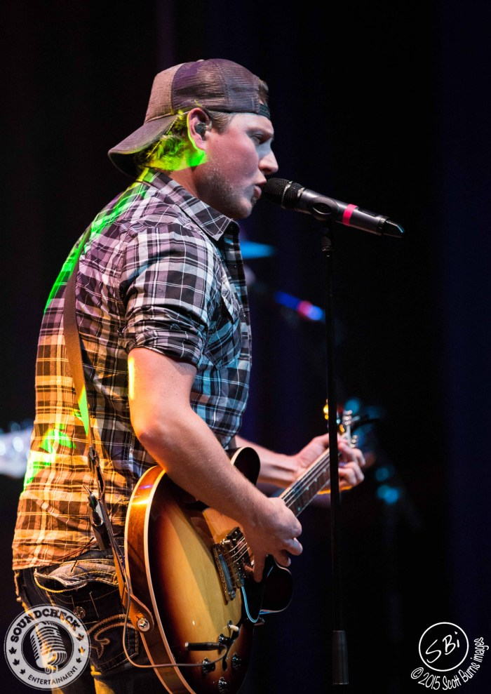 Jason Blaine performs on the Three's A Party Tour in Oshawa at The Regent Theatre - Photo: Scott Burns Images