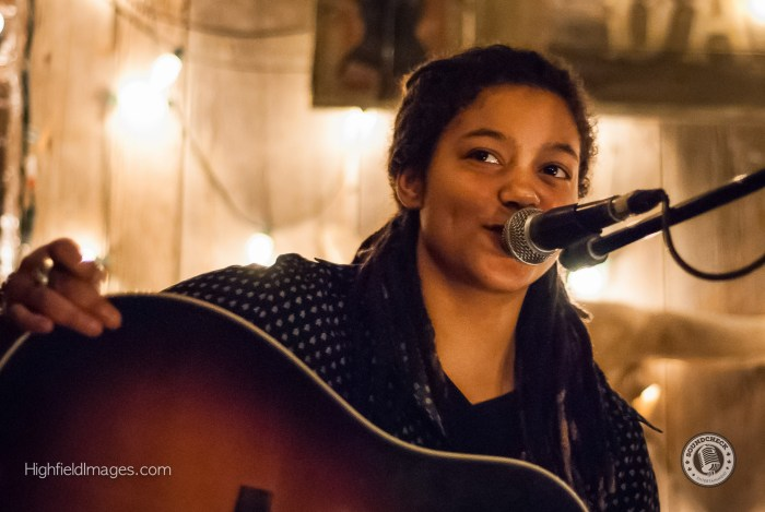 Nene performs at Four Chords and the Truth @ The Dakota Tavern - Photo: Mike Highfield
