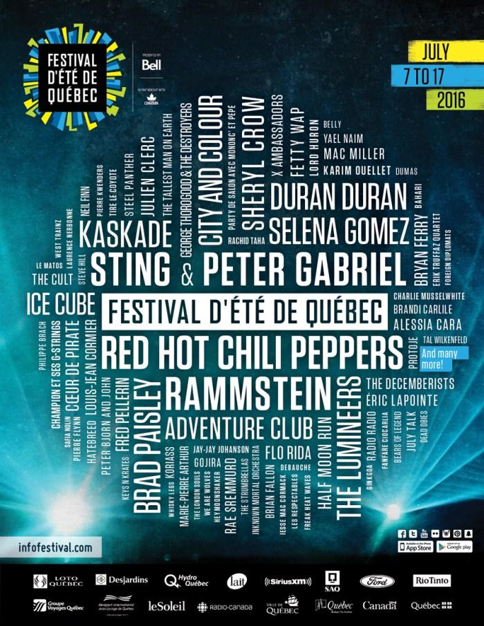 Festival d'été de Quebec