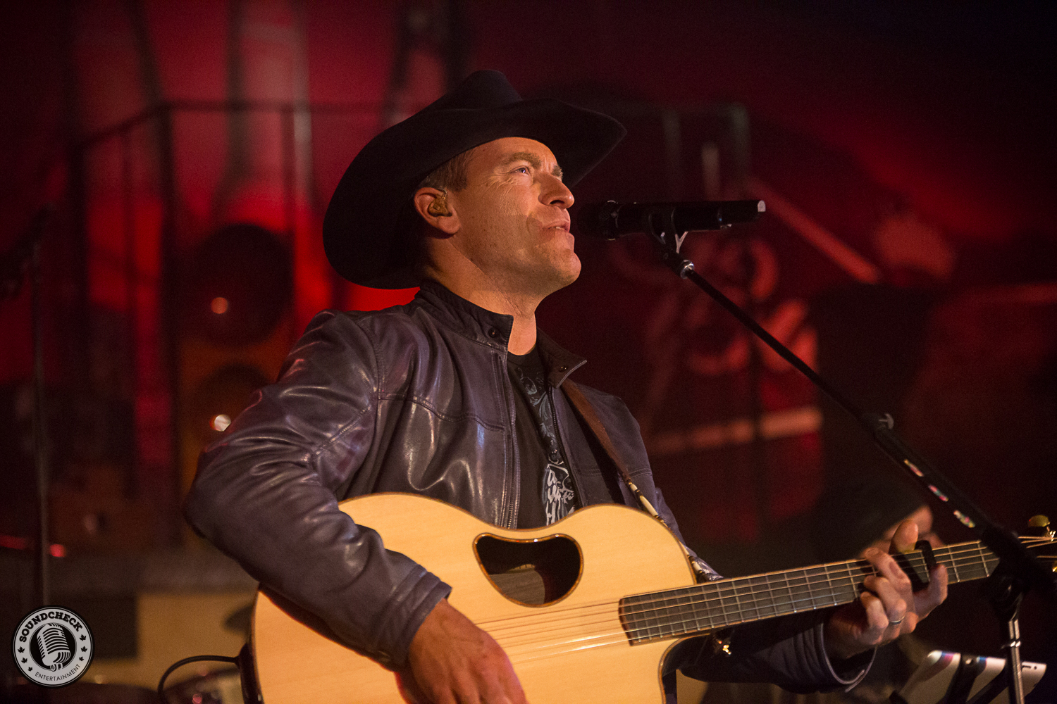 George Canyon performs at Nashville North- Photo: Ray Williams