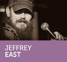 Jeffrey East