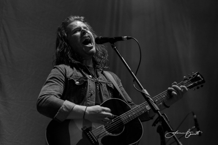 JJ Shiplett performs at the Scotiabank Centre In Halifax - Photo: James Bennett