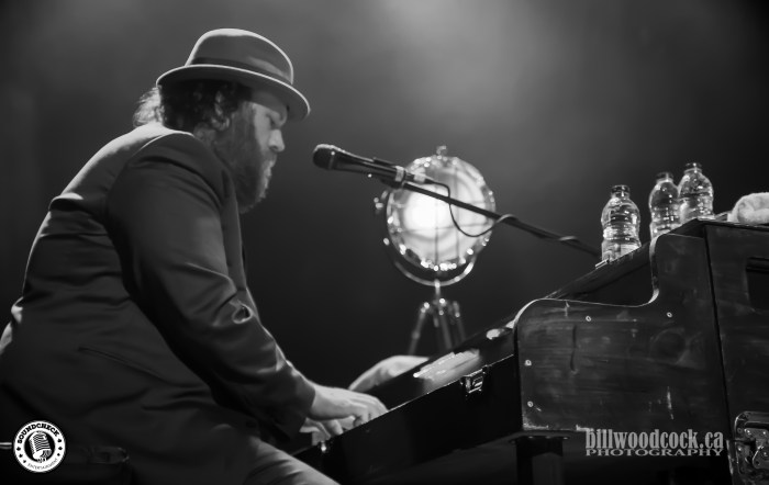 The Trews perform to a sold out crowd at The London Music Hall - photo: Bill Woodcock