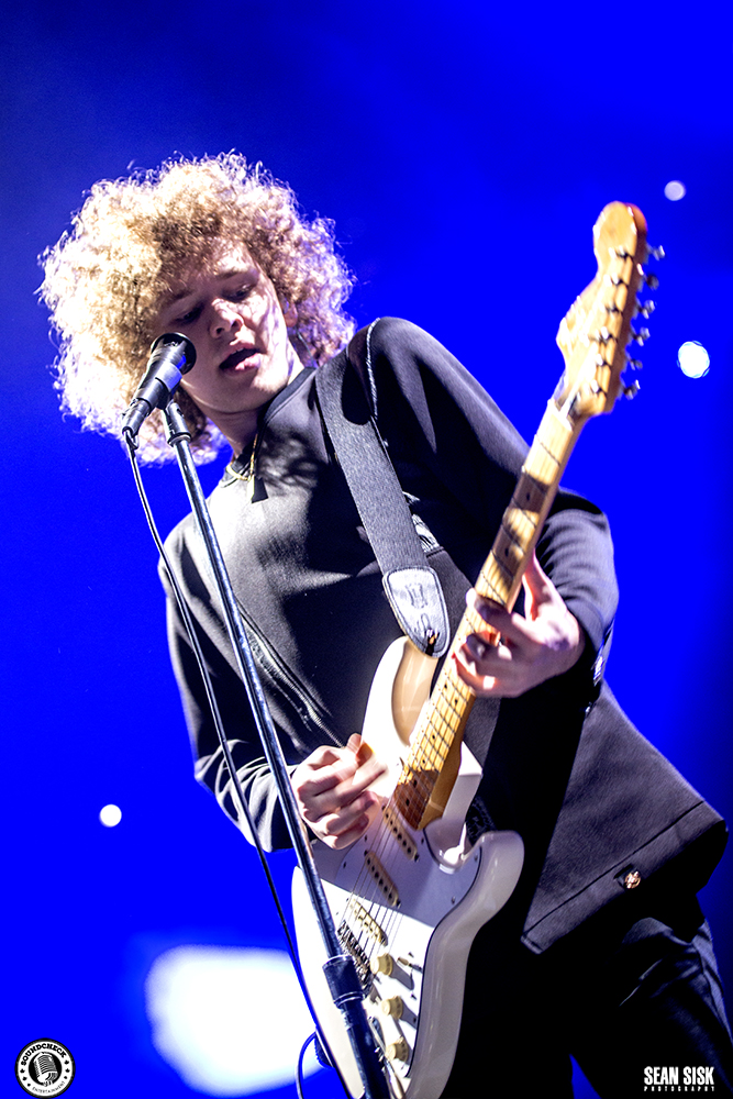 Francesco Yates at the Canadian Tire Centre in Ottawa April 23, 2016 - photo by Sean Sisk