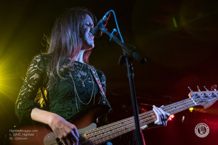 Chelsea McWilliams ofThe Redhill Valleys at The Spice Factory - Photo: Mike Highfield