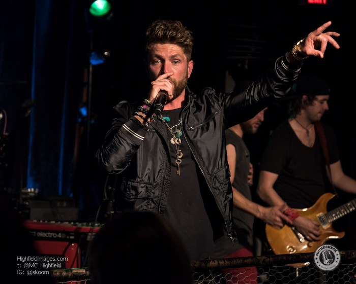 Chris Lane Rocks Boots & Bourbon Saloon during CMW 2016 - Photo: Mike Highfield