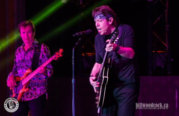 George Thorogood rocking and rolling in London ON - Bill Woodcock