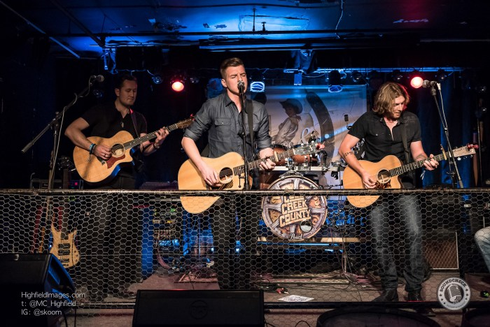 Petric rocked Boots & Bourbon for CMW 2016 - Photo: Mike Highfield