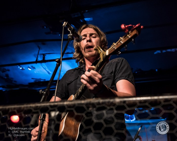 Jason Petric Rockin' Boots & Bourbon Saloon during CMW 2016 - Photo: Mike Highfield