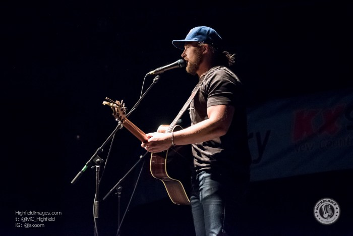 Cory Marquardt @ #Country4FortMac at The Phoenix in Toronto - Photo: Mike Highfield
