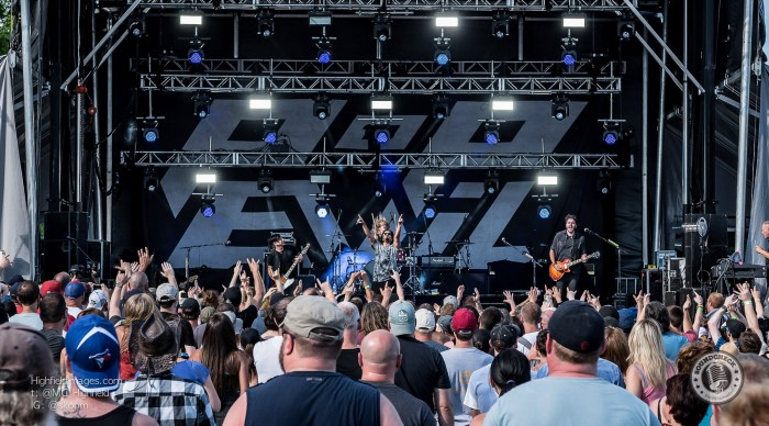 Pop Evil - SOM 2016 Kick Off Party - Photo: Mike Highfield