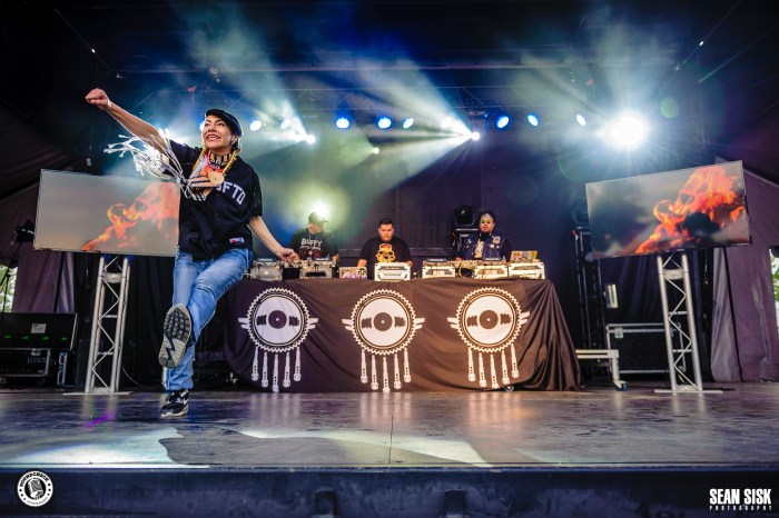 Tribe Called Red - photo by Sean Sisk