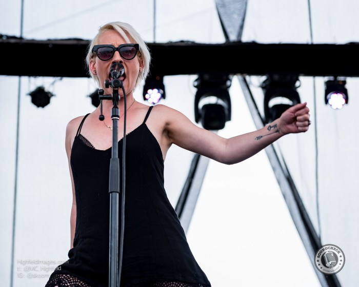 mall Town Pistols perform at the Sound of Music Festival in Burlington - Photo: Mike Highfield