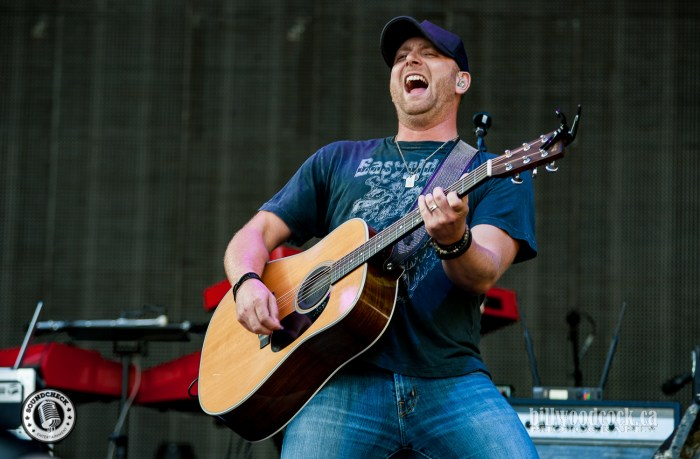 Tim Hicks performs at #RTP2016 in London, Ontario - Photo: Bill Woodcock