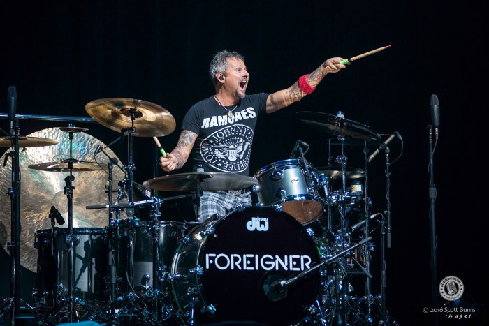 Foreigner rocks Casino Rama, Orillia. Photo: Scott Burns