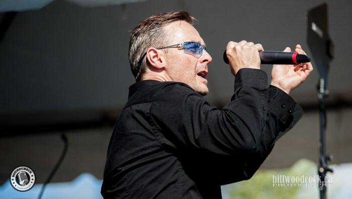Desire performing at Hagersville Rocks 2016