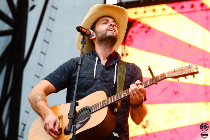 Dean Brody performs at the 2016 Cavendish Beach Music Festival - Photo: Garett Mosher