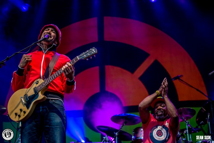 Ben Harper performs at RBC Bluesfest in 2016 photo by Sean Sisk for Sound Check Entertainment