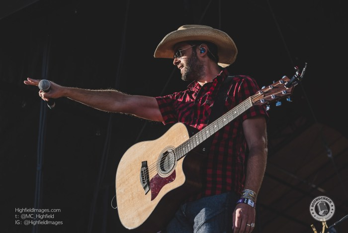 Dean Brody photo by Mike Highfield