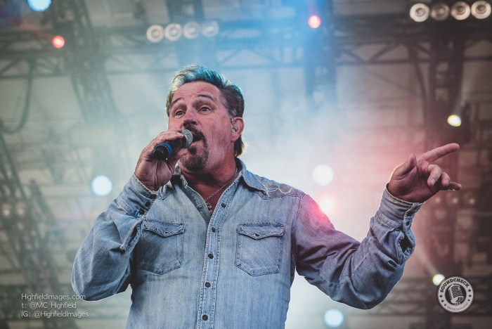 Diamond Rio perform at Boots & Hearts 2016 - Photo: Mike Highfield