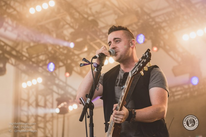 River Town Saints perform at Boots & Hearts 2016 - Photo: Mike Highfield