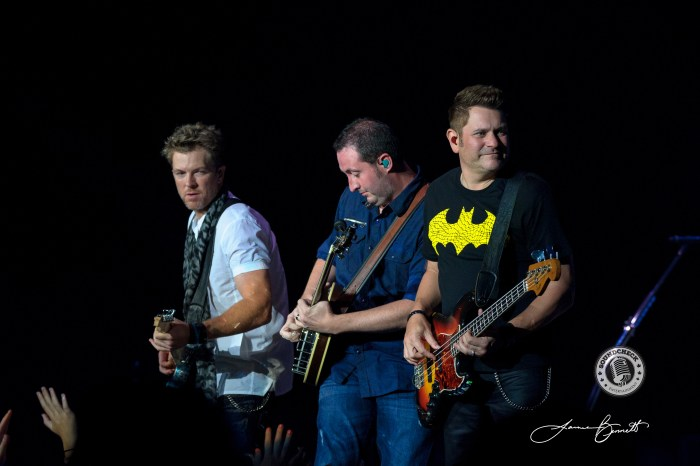 Rascal Flatts performs in Halifax @ Scotiabank Centre - Photo: James Bennett
