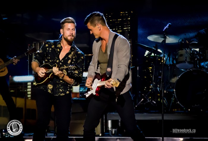High Valley performs during the 2016 CCMA Awards in London, Not - Photo: Bill Woodcock