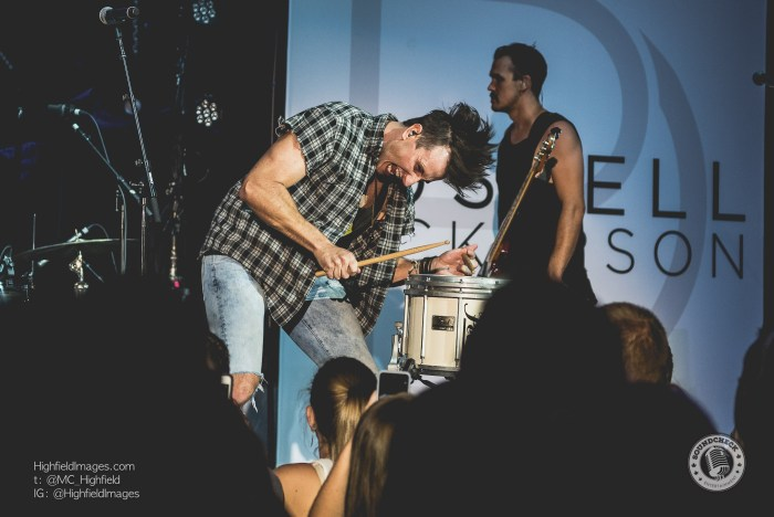 Russell Dickerson Danforth Music Hall