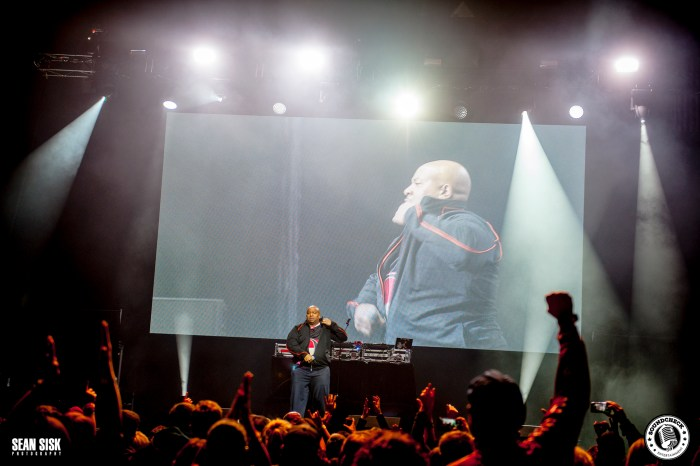 Young MC performs at TD Place as part of the I Love the 90s Tour - photo by Sean Sisk for Sound Check Entertainment