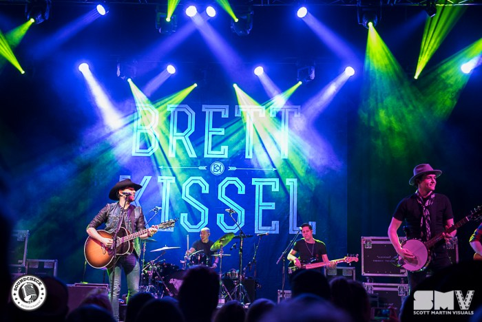 Brett Kissel at Algonquin Commons - photo credit to Scott Martin Visuals