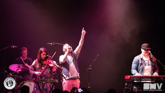 The Strumbellas at Bronson Centre by Scott Martin Visuals 10