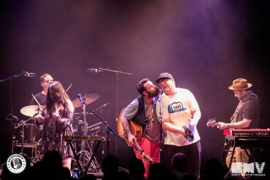 The Strumbellas at Bronson Centre by Scott Martin Visuals 12