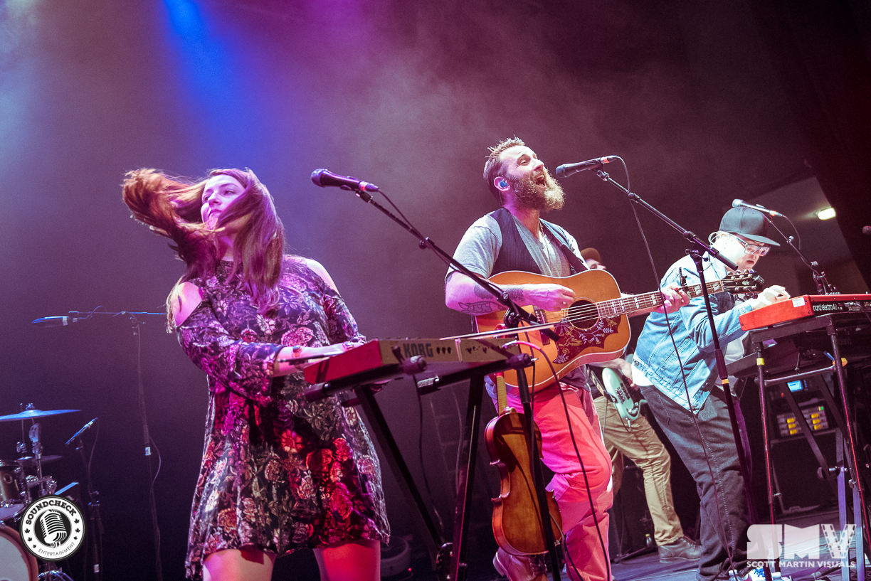 The Strumbellas at Bronson Centre by Scott Martin Visuals 2