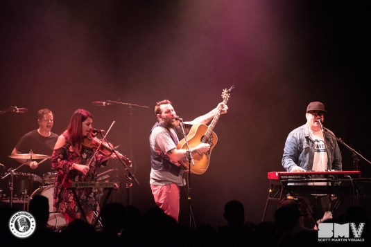 The Strumbellas at Bronson Centre by Scott Martin Visuals 8