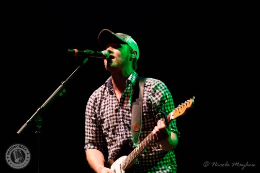 James Barker band performs at the Capitol Centre in North Bay photo by Nicole Mayhew