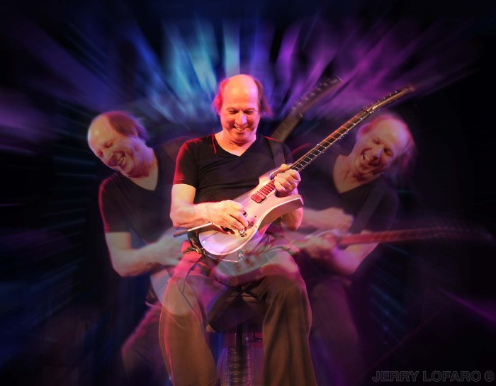 Adrian Belew - Photo credit: Jerry Lofaro