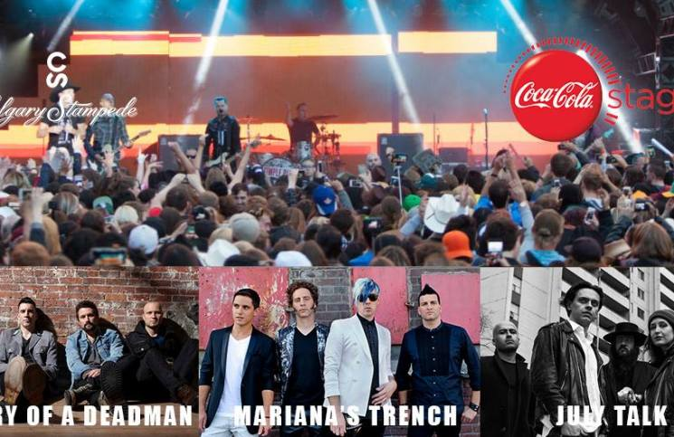 Coca-Cola Stage 2017 Lineup