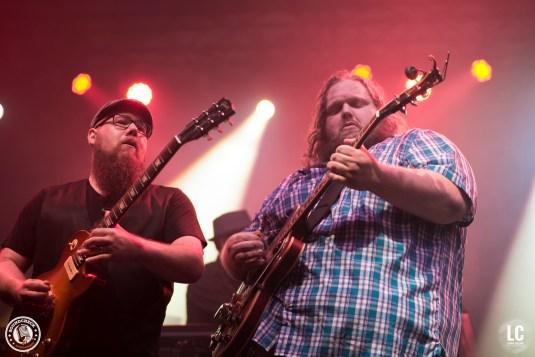 Matt Andersen performs at RBC Bluesfest July 7, 2017