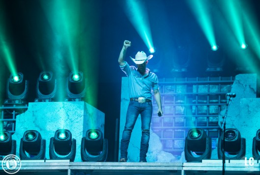 Justin Moore performs at RBC Bluesfest July 7, 2017