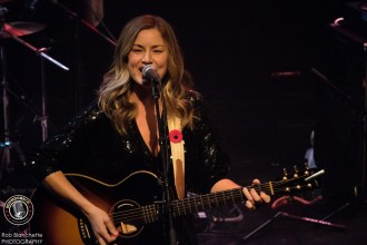 Kelly Prescott performs at the NAC in Ottawa - photo Rob Blanchette