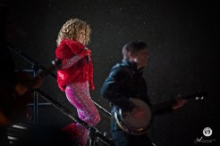 Shania Twain performs at the Grey Cup Halftime show in Ottawa photo Renee Doiron