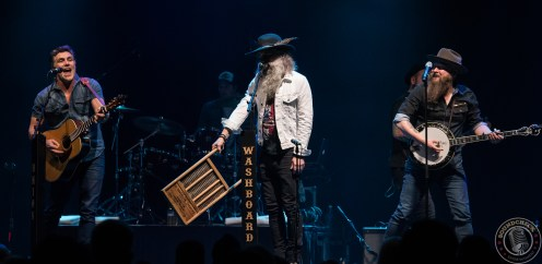 The Washboard Union at Grey Cup Festival (TD Place Arena) Photo by Els Durnford (@elsdurnford)