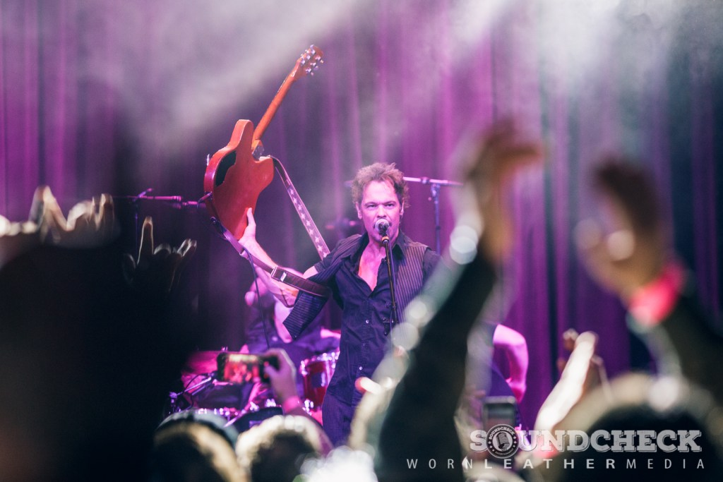 Ian Thornley of Big Wreck at Grey Eagle Resort and Casino
