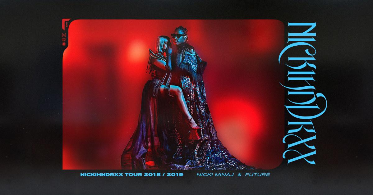 Nicki Minaj And Future Announce Co Headlining Nickihndrxx