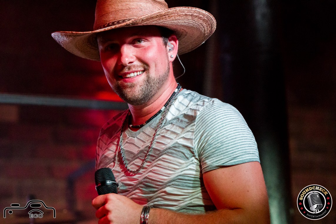Jesse Allen Harris Takes On Country Sunday At The Roxy