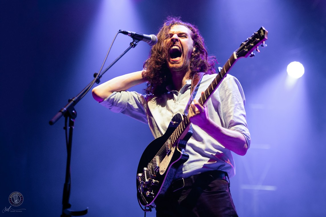 Hozier, Michael McDonald and More Help Us Groove on Saturday