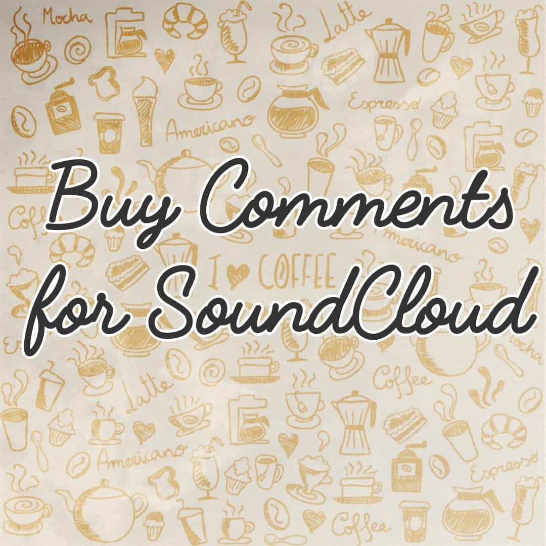 comments for soundcloud music