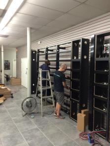 Sound Depot Remodel