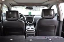 Murano Rear Seat Video